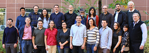 The Anderson Research Group Team